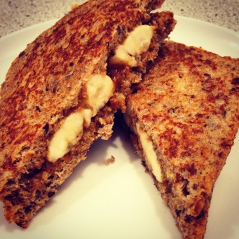 Banana French Toast Sandwich